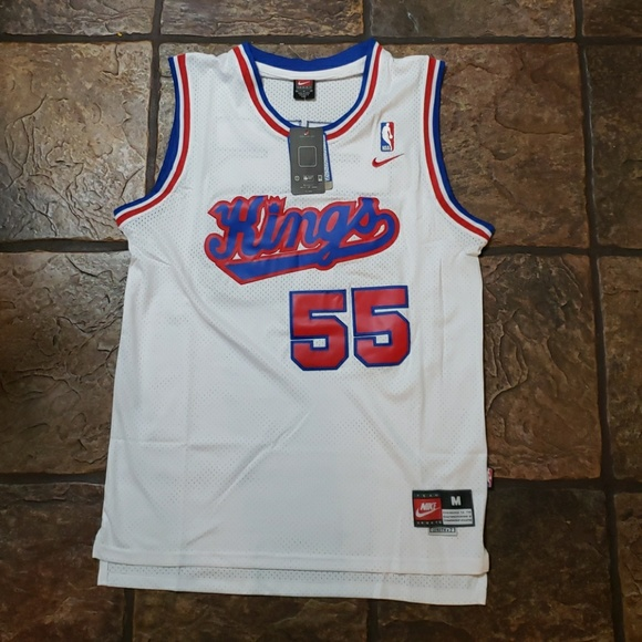 best website af6a8 eb421 Jason Williams - Kings Throwback Jersey NWT